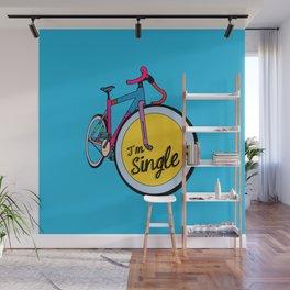 I´m Single Wall Mural