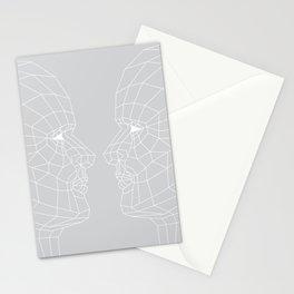 Selfie Gray Stationery Cards
