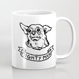 Mighty Man Coffee Mug