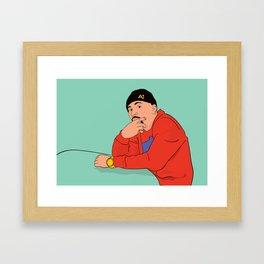 A1NWG Framed Art Print