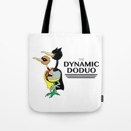 The Dynamic Doduo Tote Bag