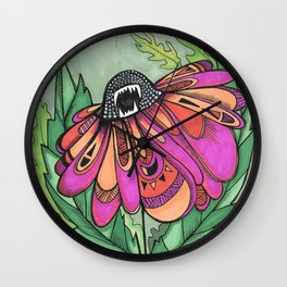Delicate As A Wall Clock