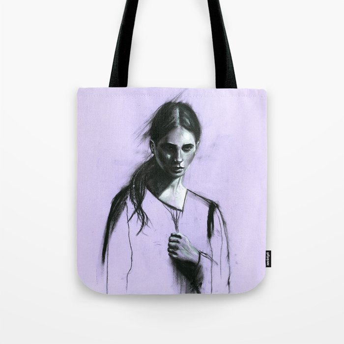 Cloaked Tote Bag