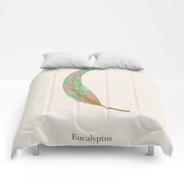 Botany Series: Eucalyptus Comforters
