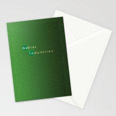 Breaking Development Stationery Cards