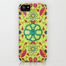 Colorful Mandala #05 iPhone Case