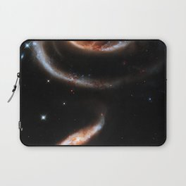 A Rose Made of Galaxies Laptop Sleeve