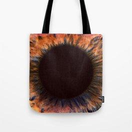 Eye Close Up Tote Bag