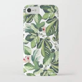 Fig Garden #society6 #decor #buyart iPhone Case