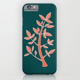 Tiny Tree iPhone Case