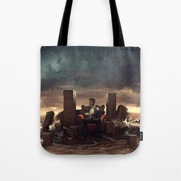 It was fun while it lasted Tote Bag