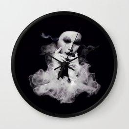 La Pierrot (Mask) (C)2014 Wall Clock