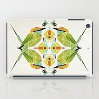 soul eater iPad Cases featuring green bee eater  by Manoou