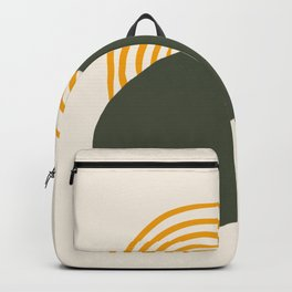 abstract 020419 Backpack
