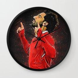 Muhammed Salah Wall Clock