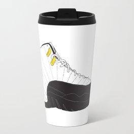 Jordan 12 Taxi Travel Mug