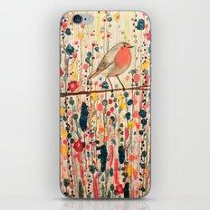 je ne suis pas qu'un oiseau iPhone Skin