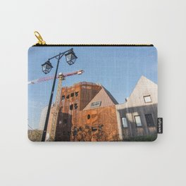 Lille architecture blue sky Carry-All Pouch