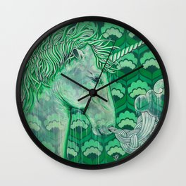 What have you been smoking? Wall Clock