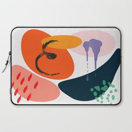 Abstract-painting Laptop Sleeve