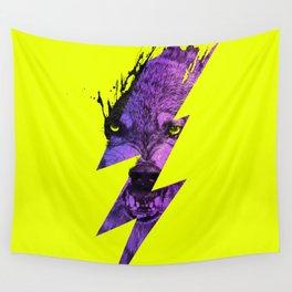 Thunderwolf Wall Tapestry
