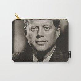 JFK John F Kennedy Carry-All Pouch