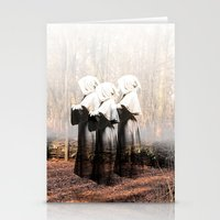 coven Stationery Cards featuring Coven by Infaustus