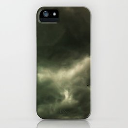 Black Heaven  iPhone Case