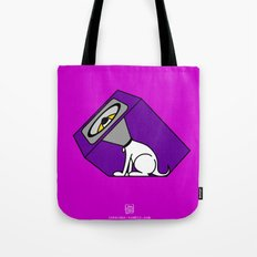 Wireless Woofer Tote Bag