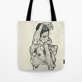 Egon Schiele  -  Zeichnungen II Tote Bag