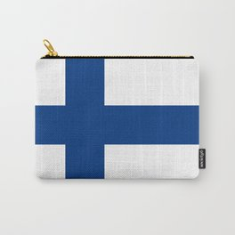 National flag of Finland Carry-All Pouch