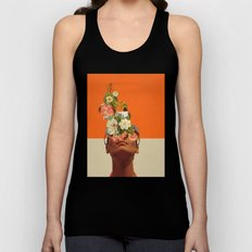The Unexpected Unisex Tank Top