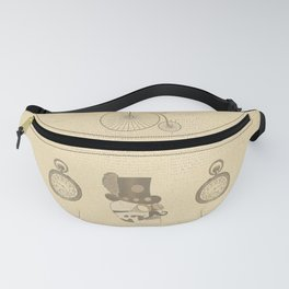Steam Punked Fanny Pack