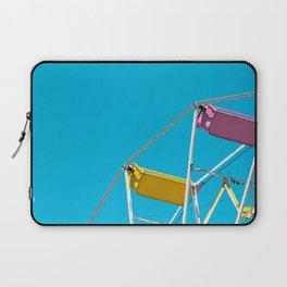 Ferris_Wheel - Northern Michigan Laptop Sleeve