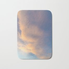 Candy Cloud Bath Mat