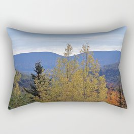 Mont Albert Quebec Rectangular Pillow