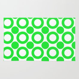 Dot 2 Green Rug