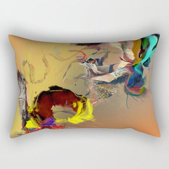 Emanative Rectangular Pillow