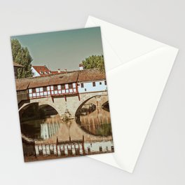 Romantic Nuremberg Stationery Cards