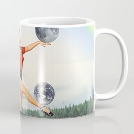 This is not a game Coffee Mug