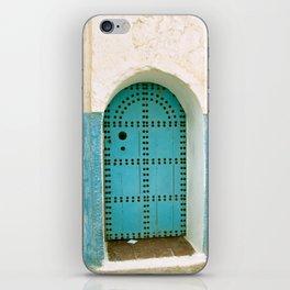 Moroccan Door iPhone Skin