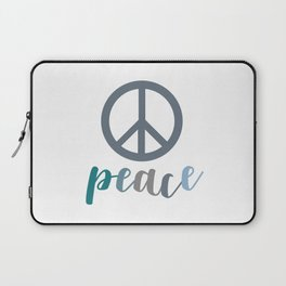 Peace- The symbol of peace Laptop Sleeve