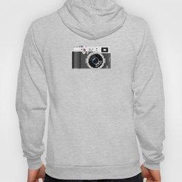 Retro Camera Pixel Art Hoody