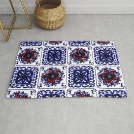 Vintage Tiles Rug