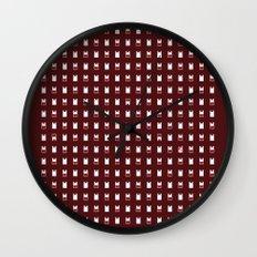 Famous Capsules - Raving Rabbids Wall Clock