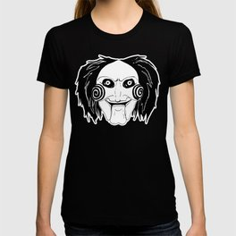 Jigsaw Puppet Illustration, Original (Inktober Day 11:Cruel) T-shirt