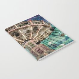 Dip Your Toes In the Stars Notebook