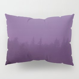 Purple Fog Pillow Sham