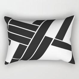 MAKES YOU GO AROUND Rectangular Pillow