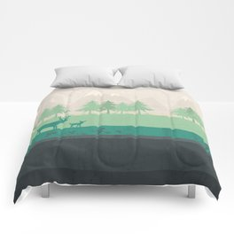 Wilderness Comforters